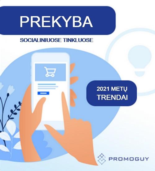 Prekių Instagram ir Facebook Reklama ir Pardavimas: Parduotuvė Pat Socialiniuose Tinkluose